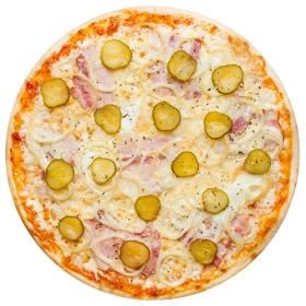 """Пицца """"Деревенская"""" 26 см на тонком тесте"""