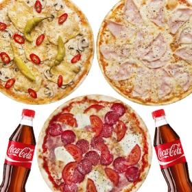 "Акция ""3+2 Coca-Cola"""